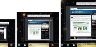 Taskbar Thumbnail Windows 7