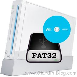 usb loader wii fat32