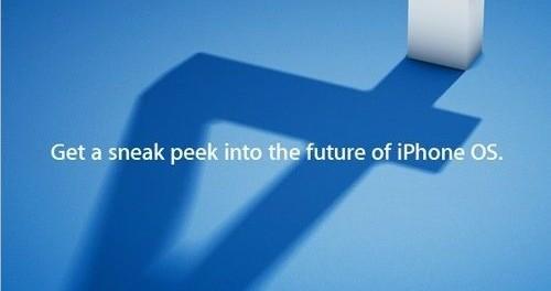 Firmware 4.0 Iphone Novità