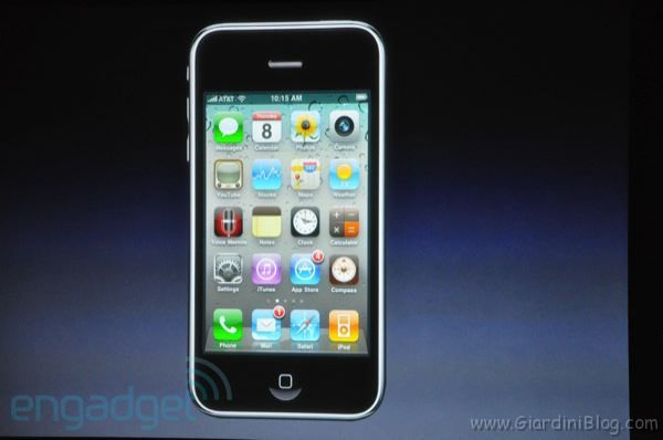 iPhone OS 4 Features