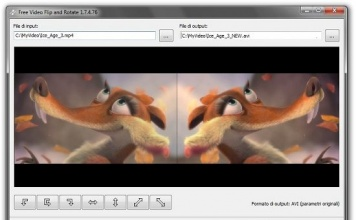 Come ruotare o capovolgere un video di 90, 180 gradi