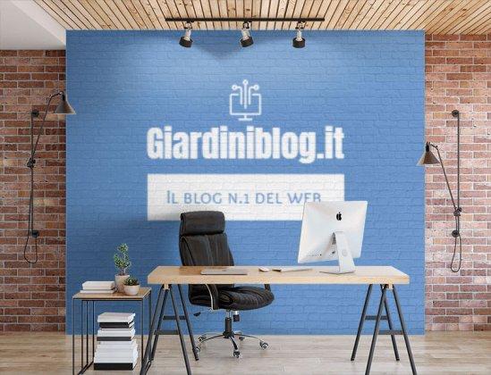 creare logo muro ufficio