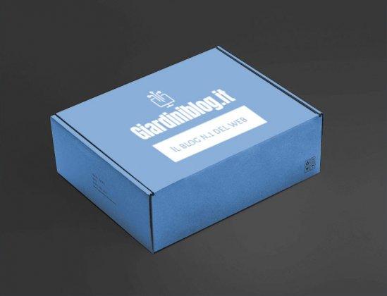 creare logo pacco