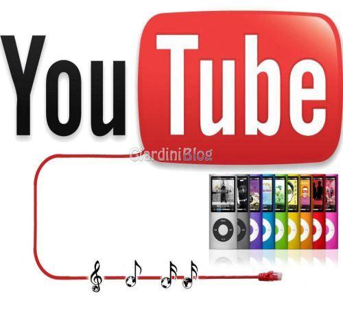 sito per scaricare musica gratis da youtube