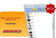 faim client chat facebook