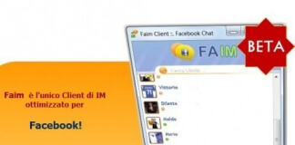 faim client chat facebook