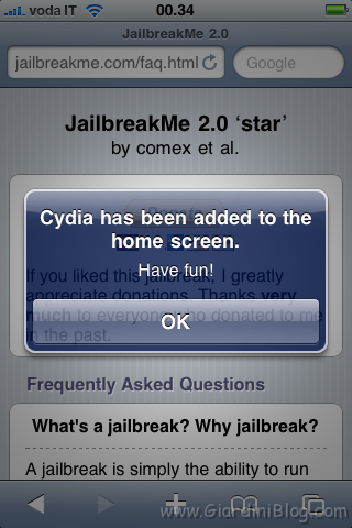 Cydia iPhone 4