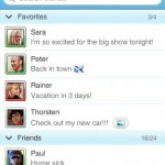 Windows Live Messenger per iPhone