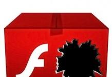 Flash Player vulnerabile