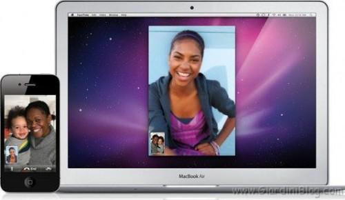 facetime su macOS