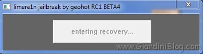 recovery mode iphone