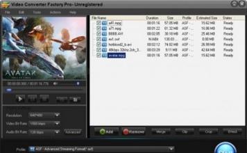 Licenza gratuita per Video Converter Factory Pro, convertitore professionale audio e video