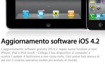 Firmware iOS 4.2.1 per dispositivi Apple iPhone, iPod Touch, iPad disponibile