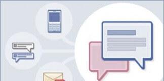 inviti facebook email
