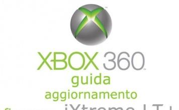 Xbox 360 : Guida per l'aggiornamento firmware ixtreme LT+