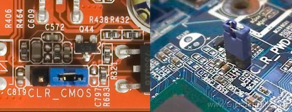 clear cmos bios pwd
