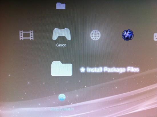install pkg files