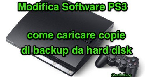 ps3 modifica firmware