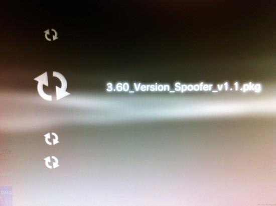 360 version spoofer