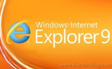 Rilasciata la versione finale di Internet Explorer 9 - Download