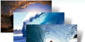 temi per windows 7 surf