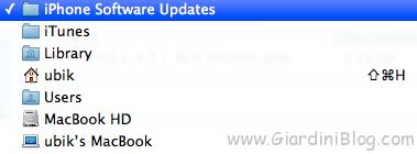 iPhone Software Updates