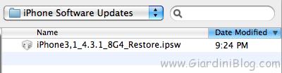 iPhone Software Updates part II