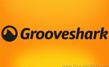 Ascoltare musica online in streaming con Grooveshark