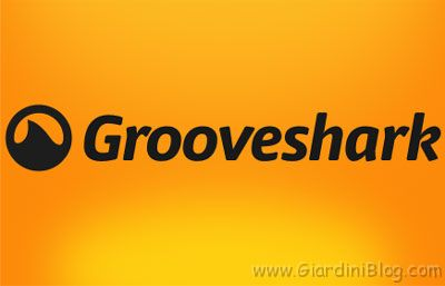 musica online in streaming con grooveshark