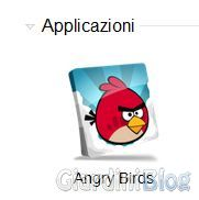 applicazione angry birds