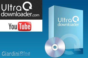 scaricare video da youtube con ultradownloader