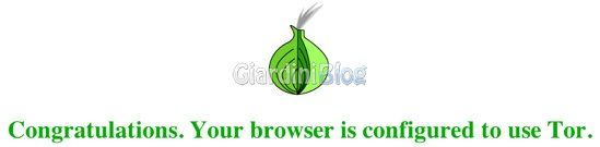 Are you using Tor?