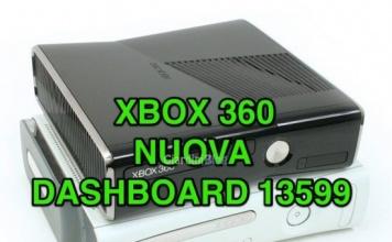 Xbox 360 : Dashboard 13599 disponibile [AGGIORNATO]