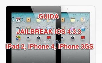 Guida Jailbreak iOS 4.3.3 per iPad 2, iPhone 4, iPhone 3GS con JailbreakMe.com [AGGIORNATO X3]