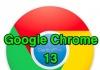 Google Chrome 13 versione finale