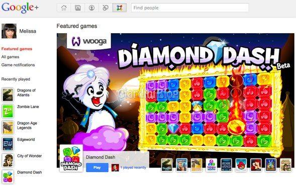 giochi google+