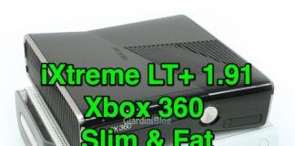 xbox 360 slim + fat