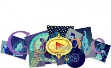 Freddie Mercury Google dedica logotipo per il 65° anniversario di nascita