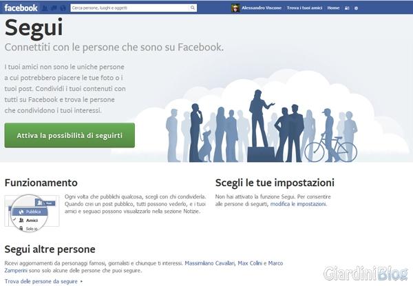 facebook-attiva-aggiornamenti