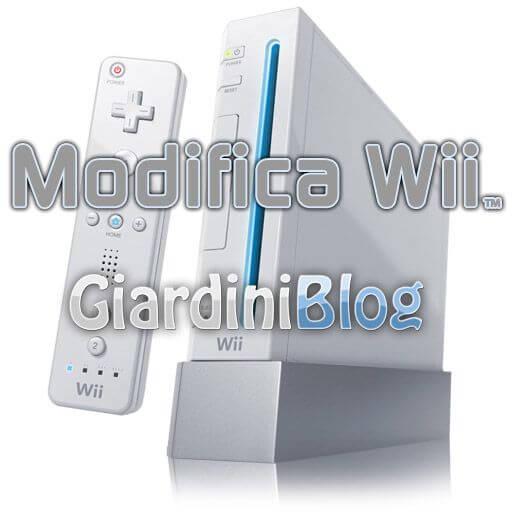 Modifica Wii