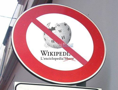 come leggere wikipedia dopo il blocco e accedere al sito