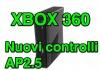 Xbox 360 : Aggiornamento 13604, controlli AP2.5 e Xbox Live!