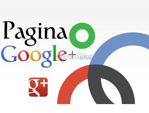 pagina-google-plus