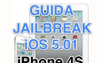 Guida Jailbreak iOS 5.0.1 iPhone 4S, iPad 2 [Win / Mac]