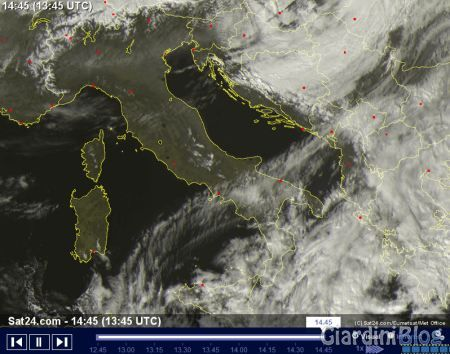 immagini satellitari meteo