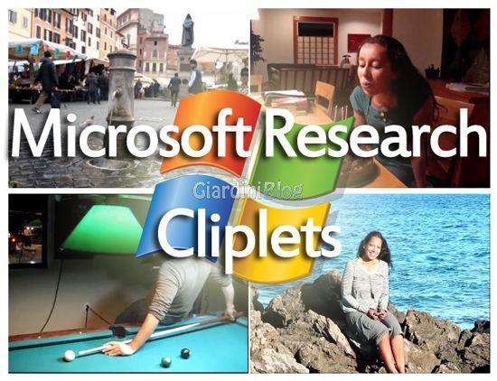 microsoft-research-cliplets-logo