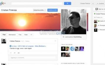 Nuova interfaccia Google Plus stile Facebook ma migliore! Ecco le novità!