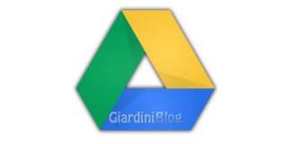 google drive condivisione file