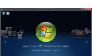 Installare Windows Media Center su Windows 8 Release Preview