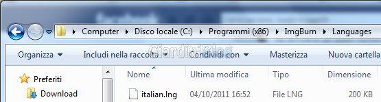 imgbrun language italiano